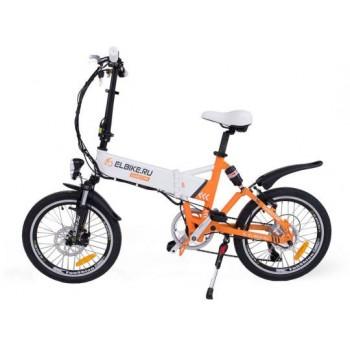 ЭлектровелосипедElbikeGangstarStandart