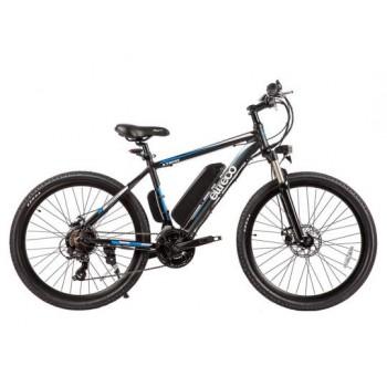 ЭлектровелосипедEltrecoXT-800 NEW (черно-синий)