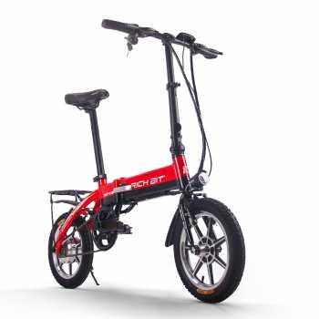 ЭлектровелосипедRichBitTop618