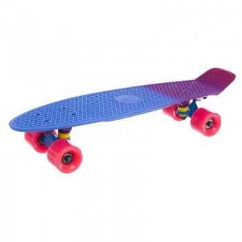 "Пенни борд Fish Skateboards Melt 22"" - Мелт 57 см Soft-Touch"