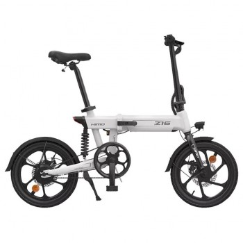 Электровелосипед Xiaomi Himo Z16 Electric Power Белый