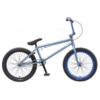 "BMX Twen 20"" синий 2020 Cr-Mo хром-молибден"