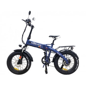 """Электровелосипед xDevice xBicycle 20""""FAT"""